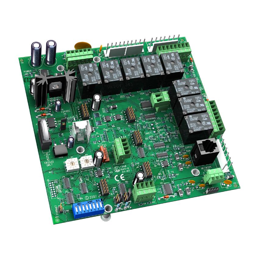 i-Vu® WSHP Water-to-Water Open Controller