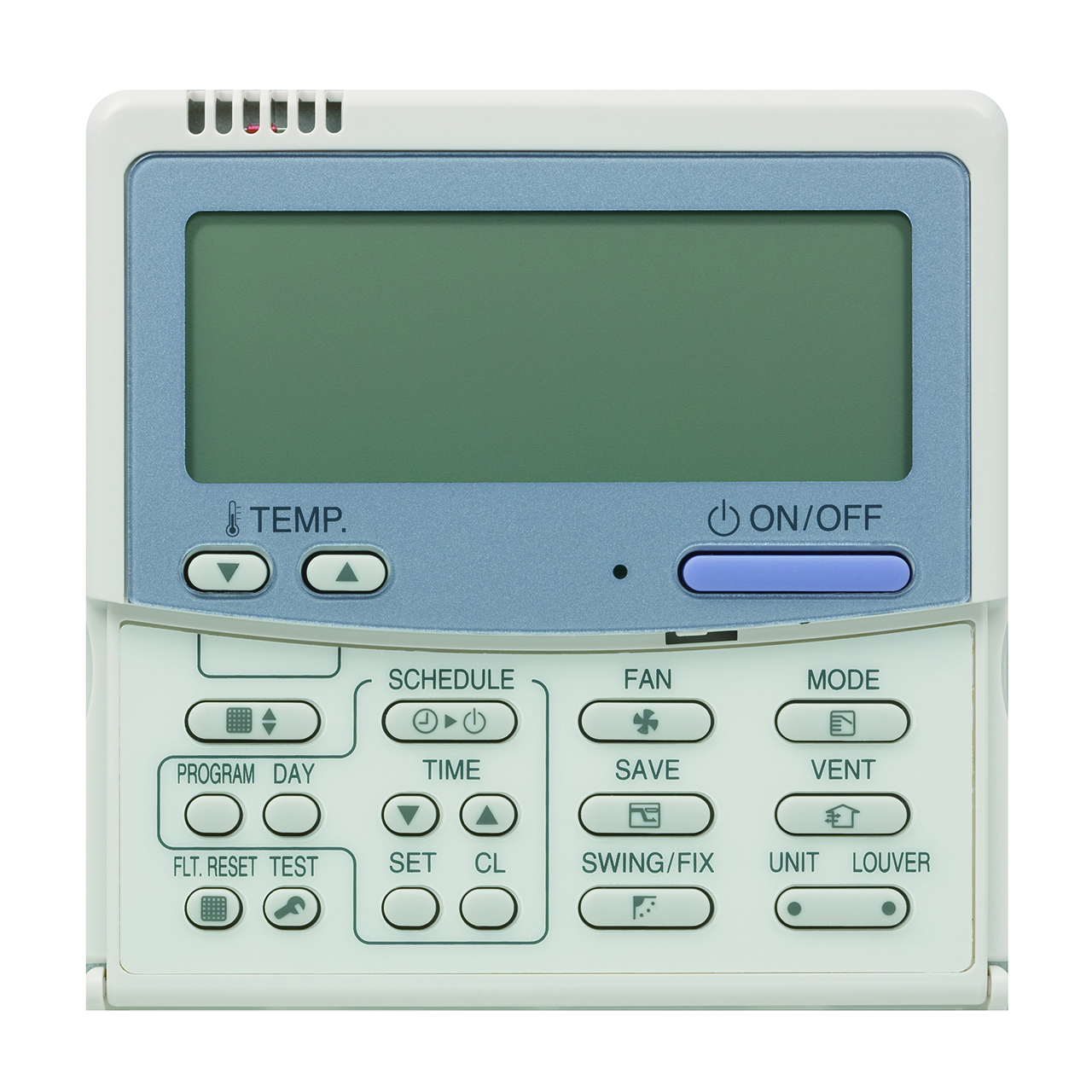 carrier-RBC-AMT41UL-vrf-programmable-wired-remote-controller
