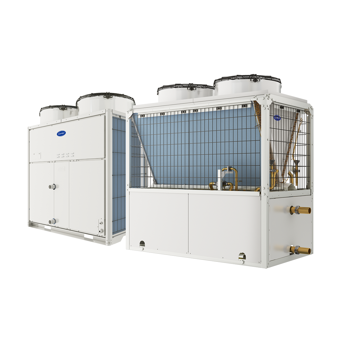 Carrier-30RQ-Modular-Air-Cooled-Chiller-China