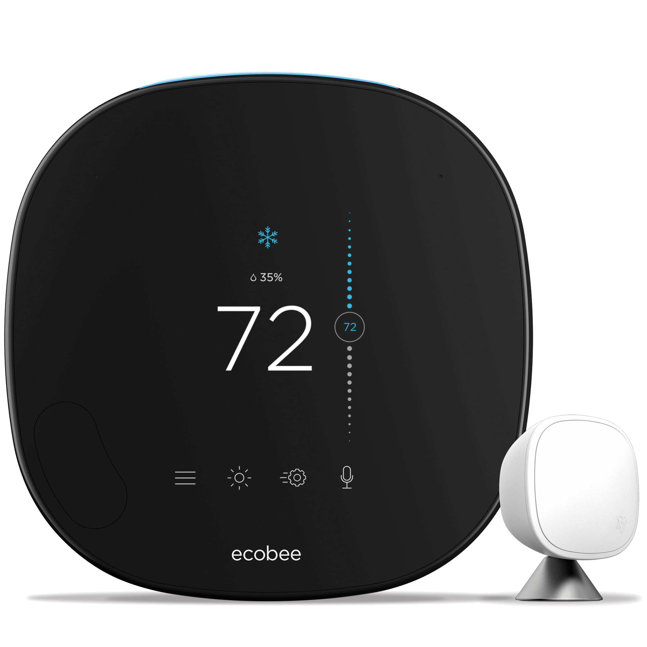 Ecobee Smartthermostat Pro With Voice Control