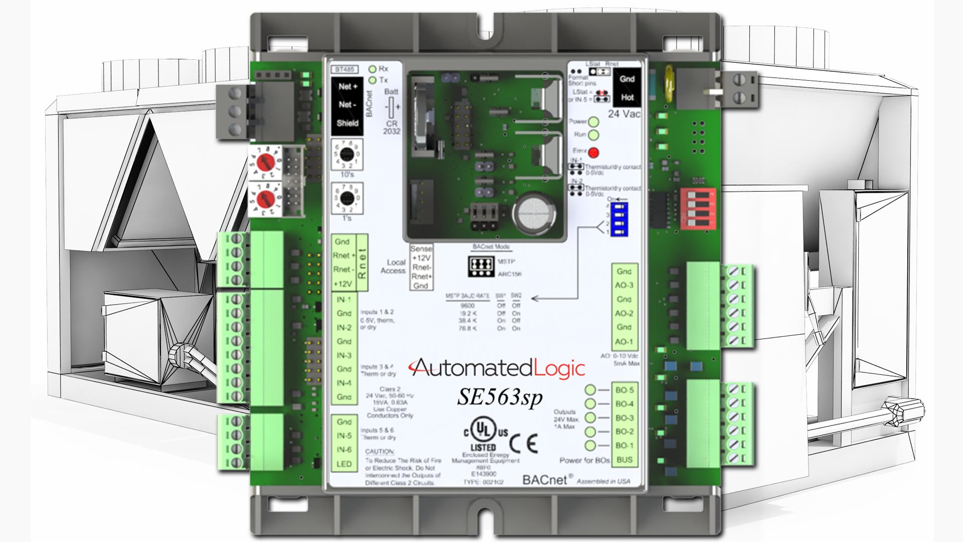 SE563sp-equipment-controller