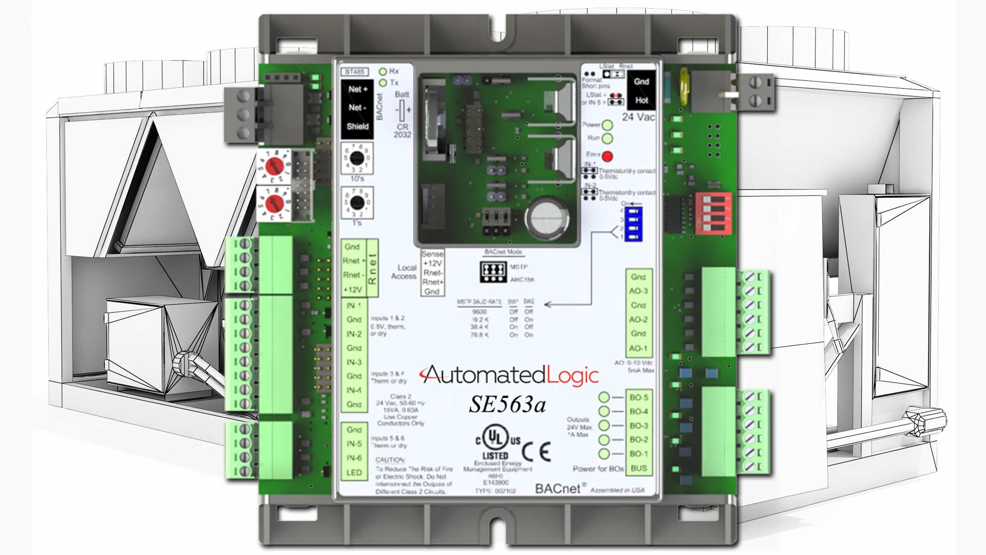 SE563a-equipment-controller