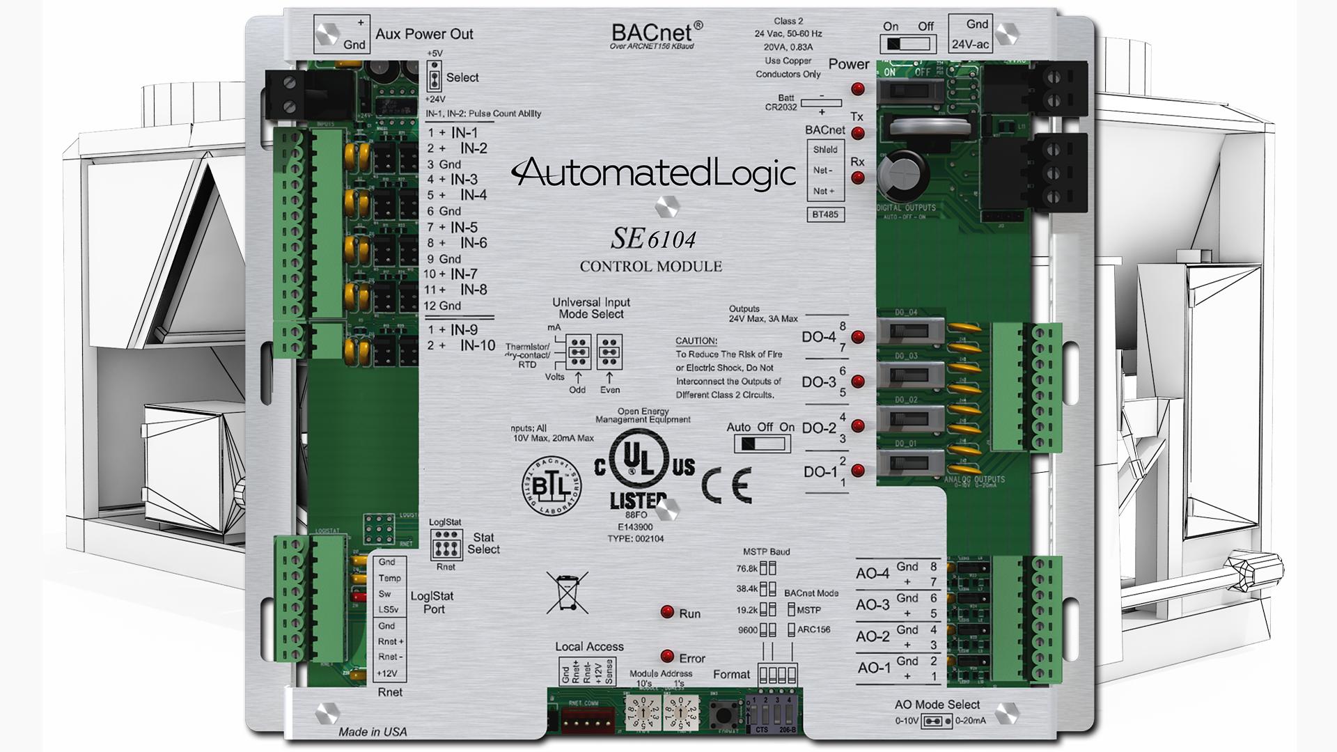 SE6104-equipment-controller