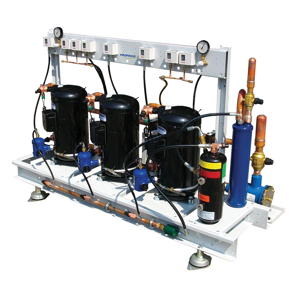 Profroid-CCR-H-CCB-H-compressor-rack
