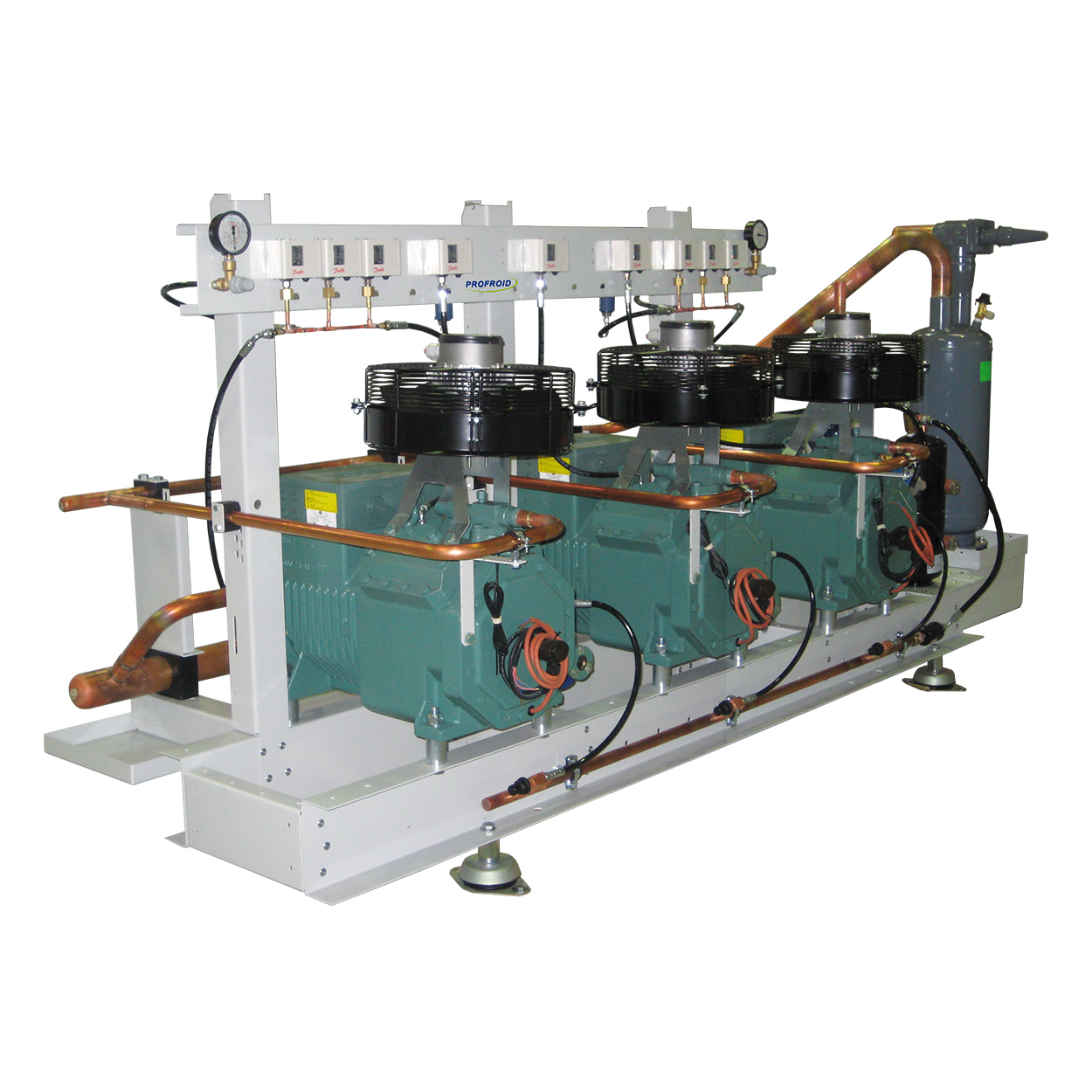 Profroid-CKR-SH-CKB-SH-compressor-rack