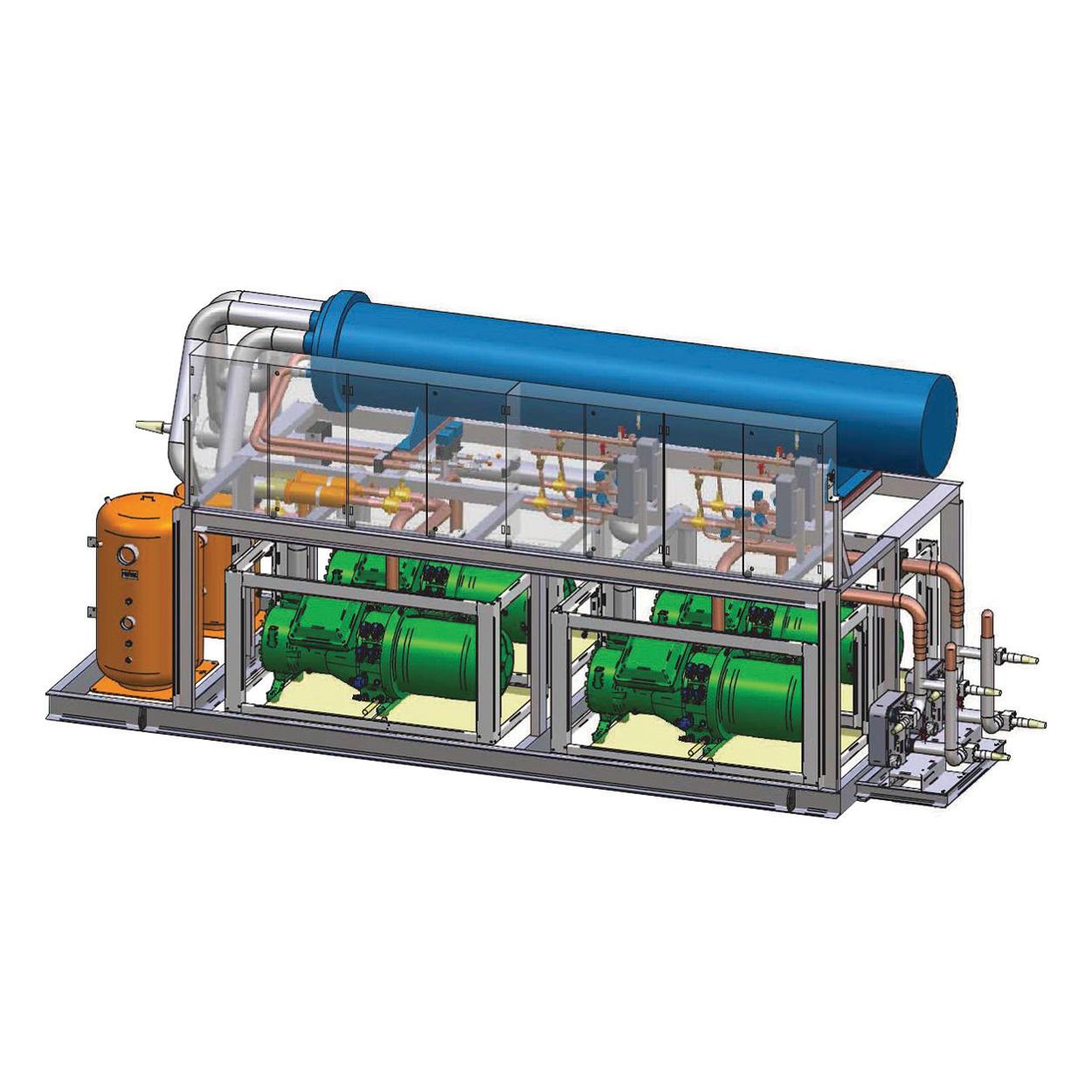 Profroid-Chiller-compressor-rack-condensing-unit