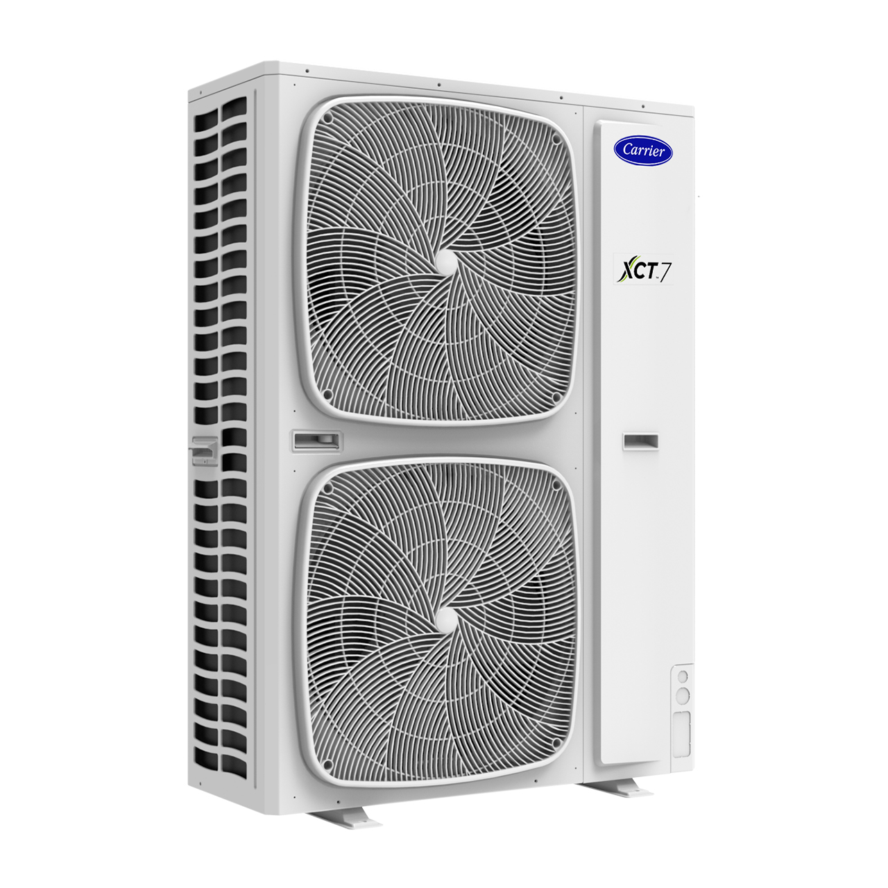 xct7-outdoor-units-side-discharge-4-5-6HP-dualfan