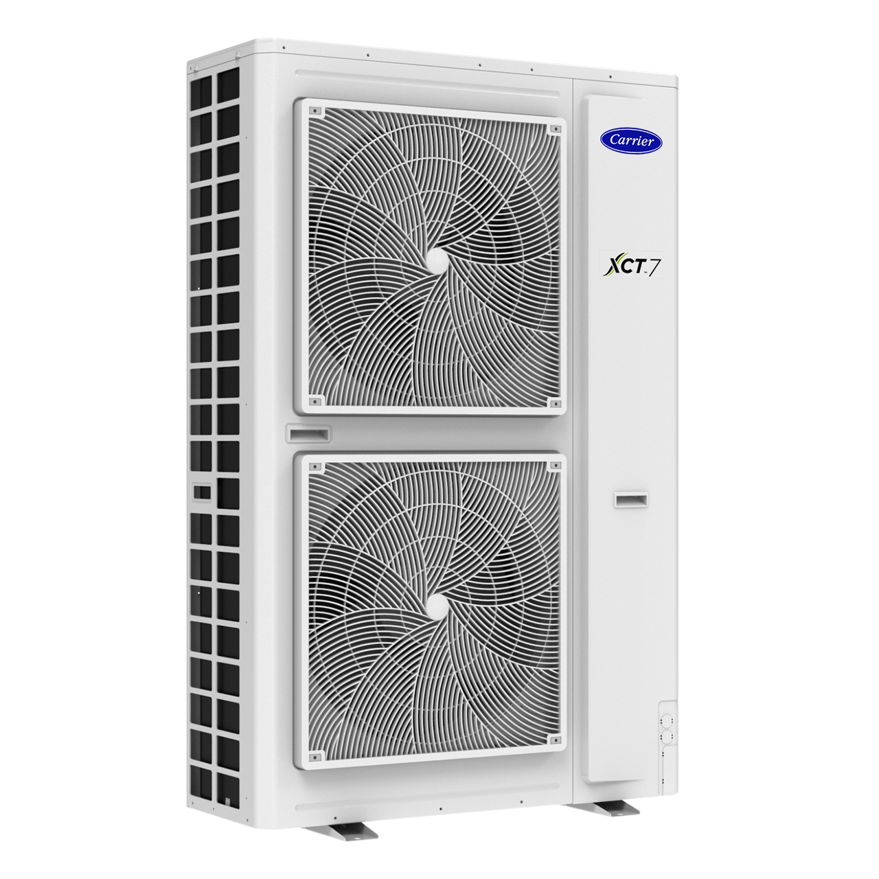 xct7-outdoor-units-side-discharge-8-10-12HP-dualfan