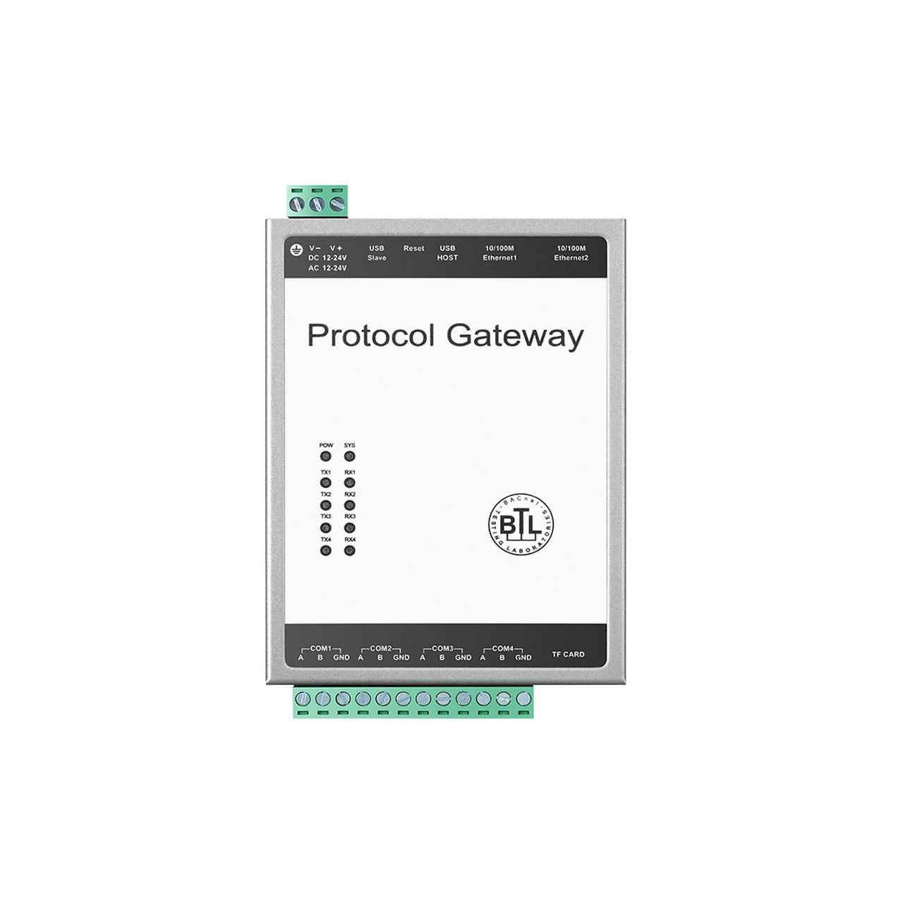 BMS_BACnet-gateway