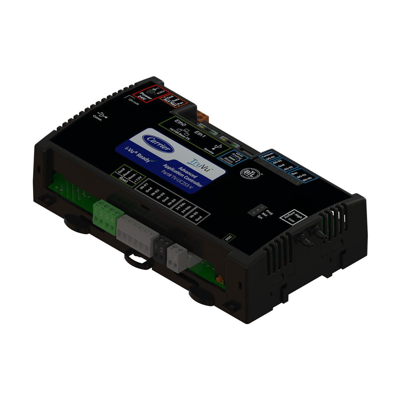 carrier-TV-UC253-V-TOP-truvu-controller