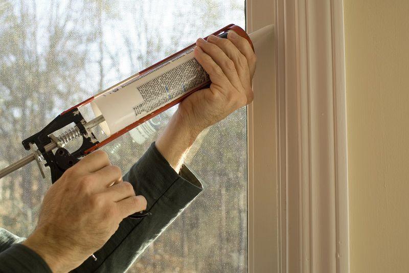 Winterize-home-caulk-windows