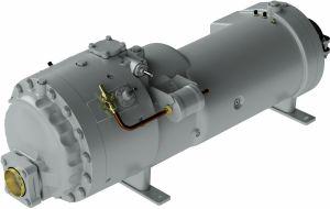 carrier-compressor de parafuso para chillers 06Z