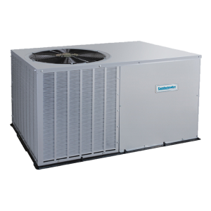 Paj4 Packaged Hvac Narrow Lot Air Conditioner