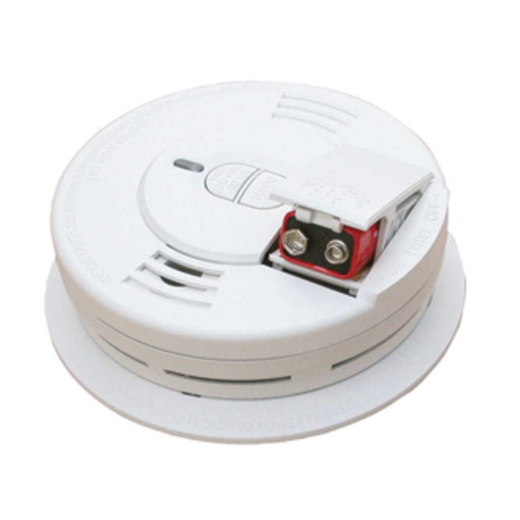 Kidde I9070 Front Load Battery Operated Smoke Alarm