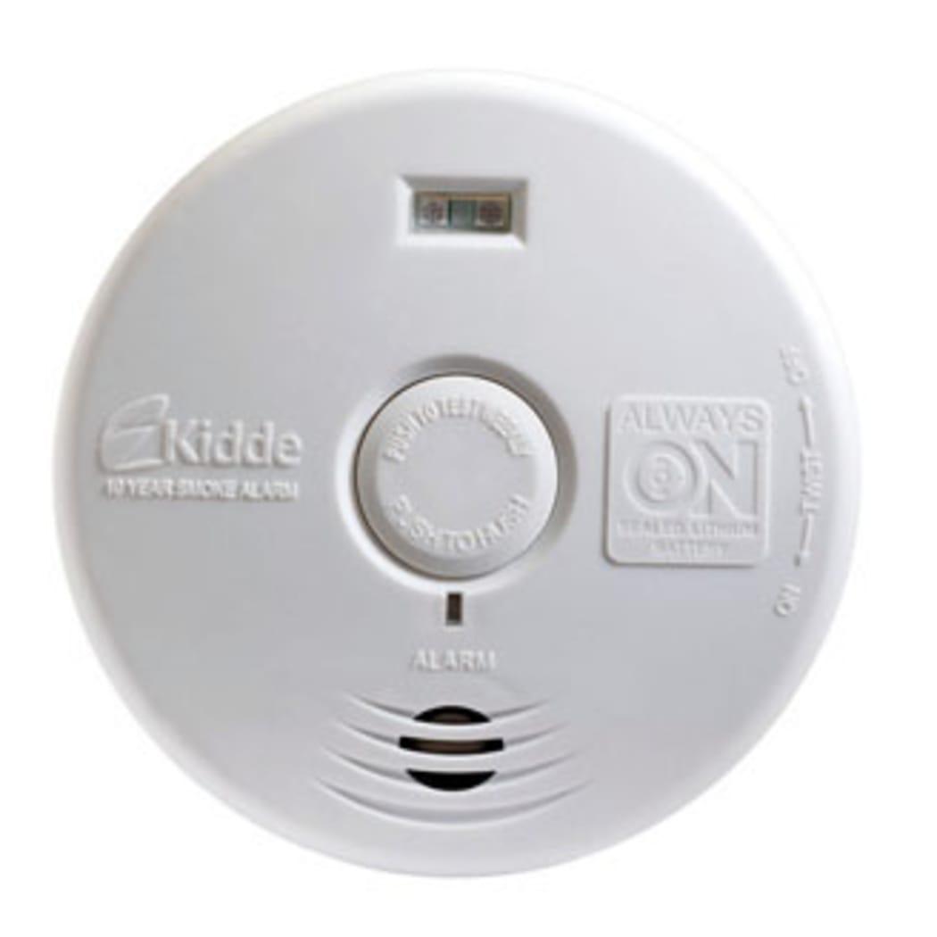 Kidde P3010h Worry Free Hallway Sealed Battery Power Smoke Alarm