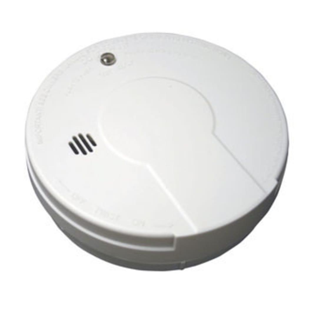Kidde P9050 Kidde Battery Operated Photoelectric Smoke Alarm