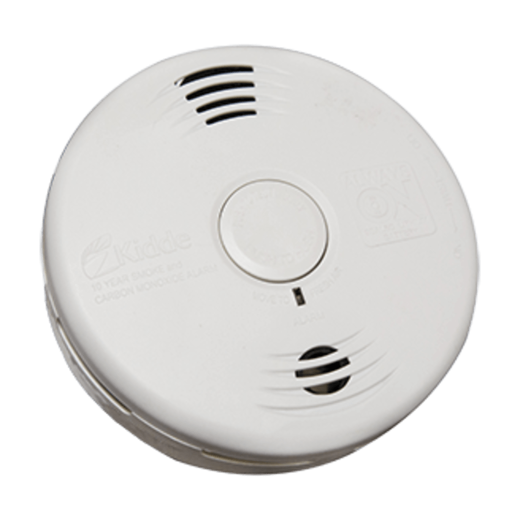 P3010cu Worry Free Smoke And Carbon Monoxide Alarm Lithium Battery