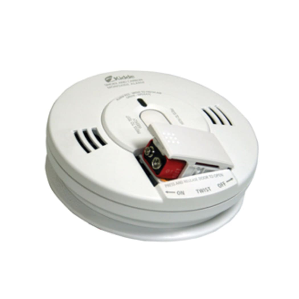 Kidde Co And Photoelectric Smoke Alarm Kn Cope D