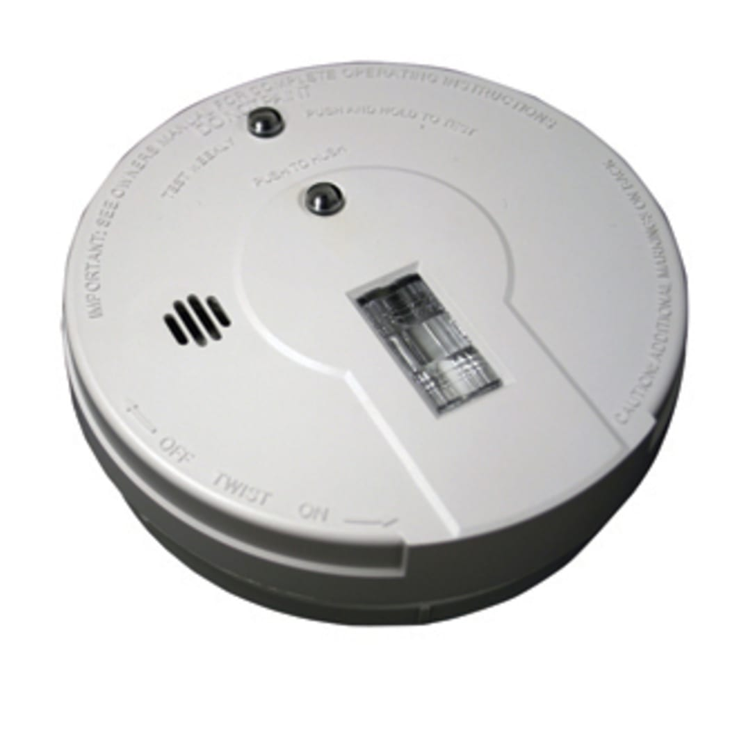 Kidde I9080 Hallway Battery Operated Smoke Alarm
