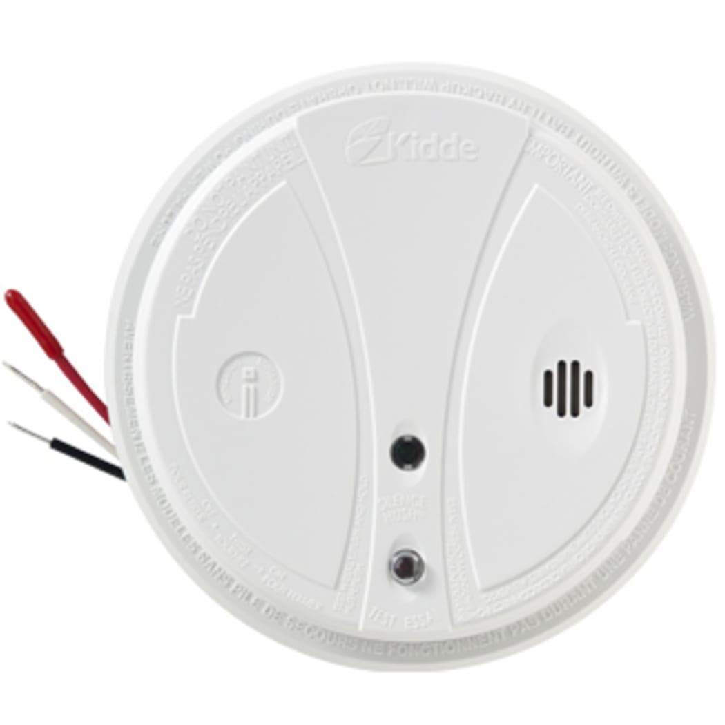 Kidde Canada I12040ca 120v Ac Smoke Alarm With 9v Battery Backup