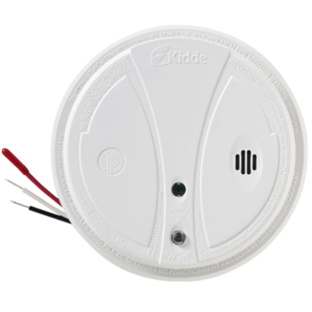 Kidde Canada P12040ca 120v Ac Photoelectric Smoke Alarm With 9v