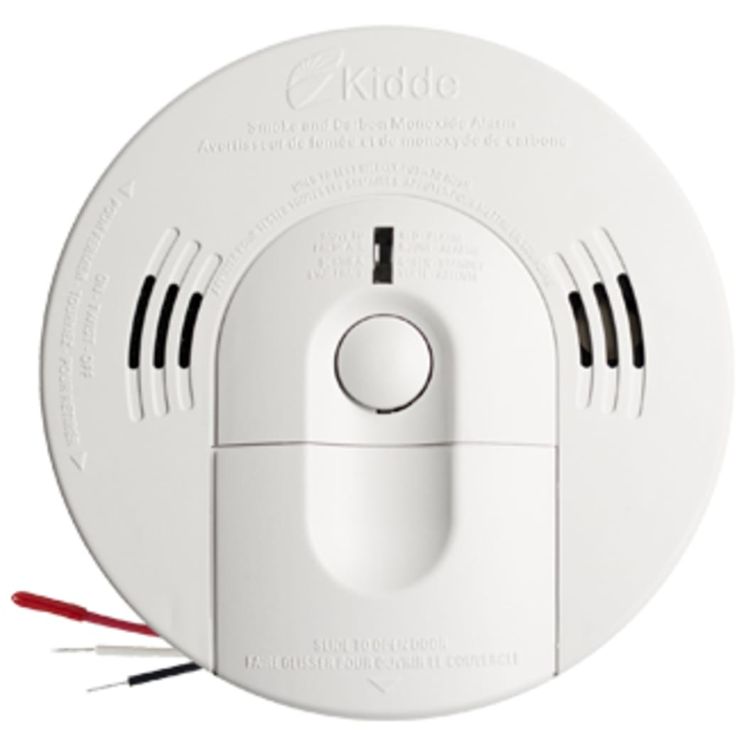 Kidde Canada 900 0119 120v Ac Talking Smoke Carbon Monoxide