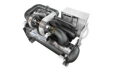 carrier-19DV-centrifugal-liquid-chiller-3D-render