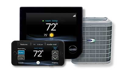 New Carrier Infinity System Control Debuts In Alabama Power S Smart Neighborhood