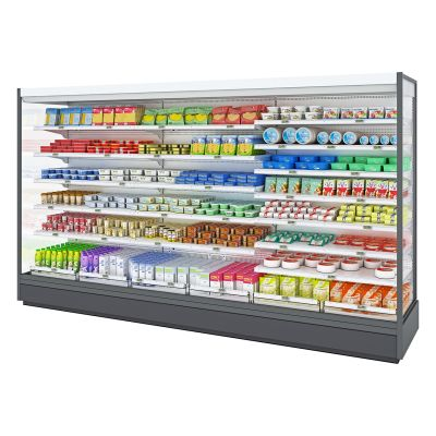 refrigerated multideck e6 mendos