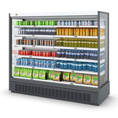 refrigerated multideck optimer.l