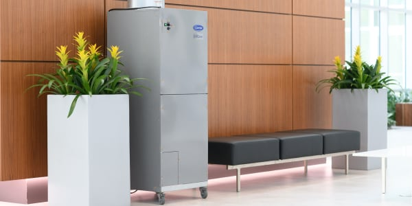 carrier-opticlean-in-lobby
