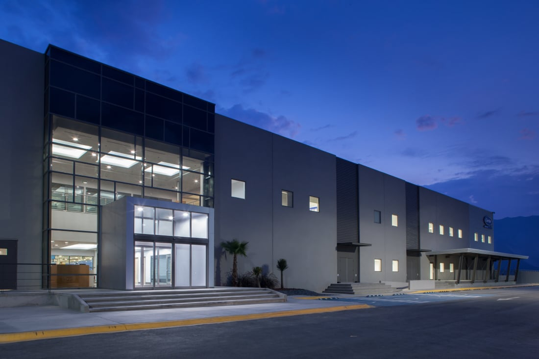 carrier-leed-certified-factory-mexico