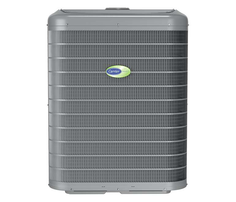carrier central heat and air unit prices